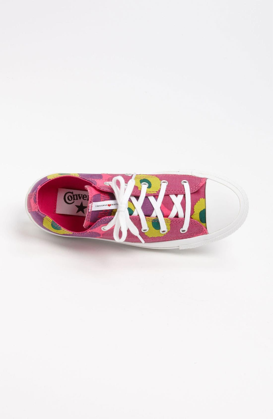 Alternate Image 3  - Converse Loves Merimekko Chuck Taylor® Low Sneaker (Women)