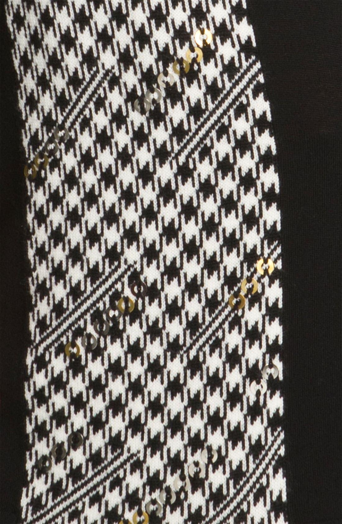 Alternate Image 3  - Nanette Lepore 'Grand Prize' Merino Wool Sweater Dress