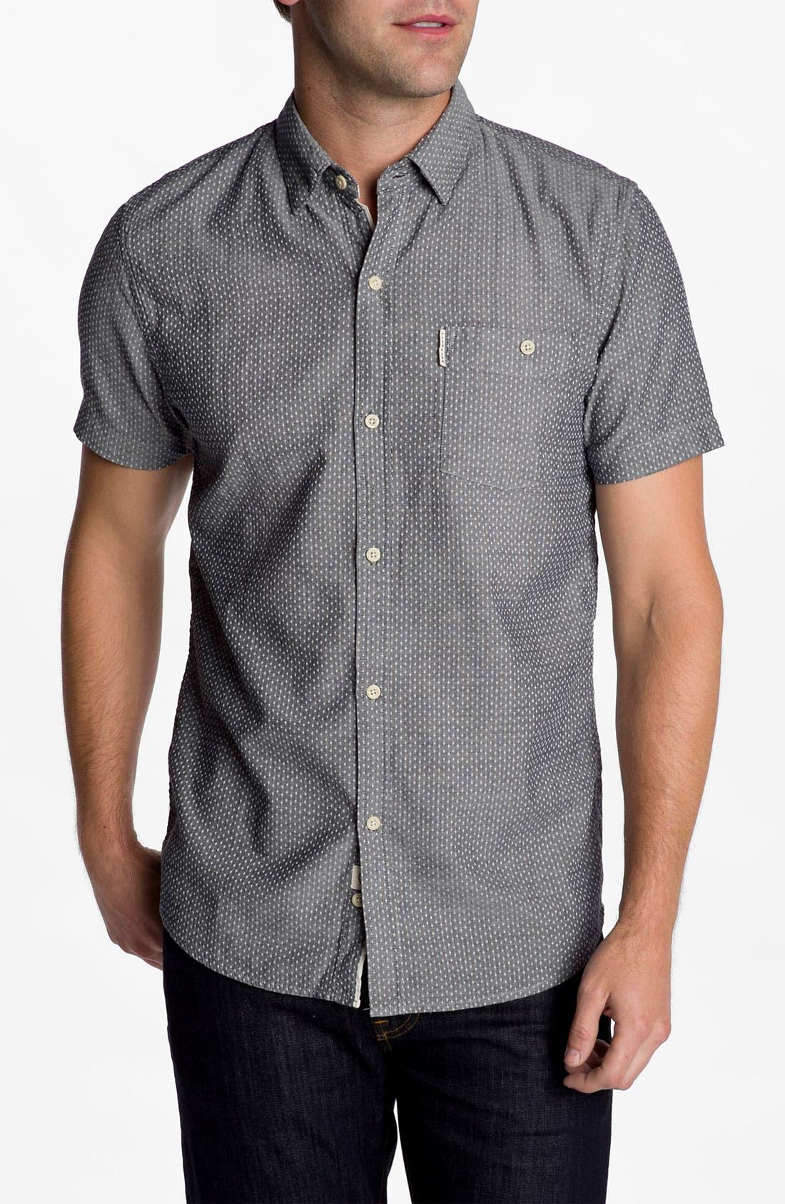 Alternate Image 1 Selected - Zanerobe 'Mawson' Woven Shirt