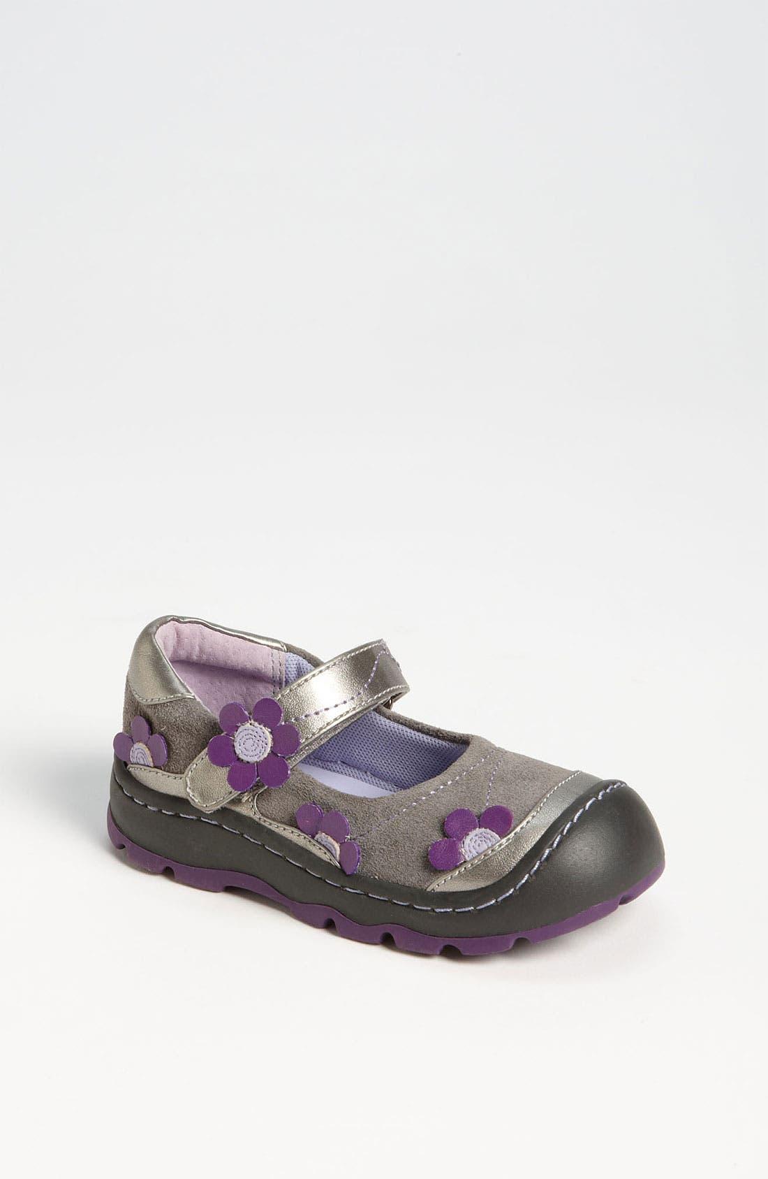 Alternate Image 1 Selected - Jumping Jacks 'Flower Breeze' Slip-On (Walker & Toddler)