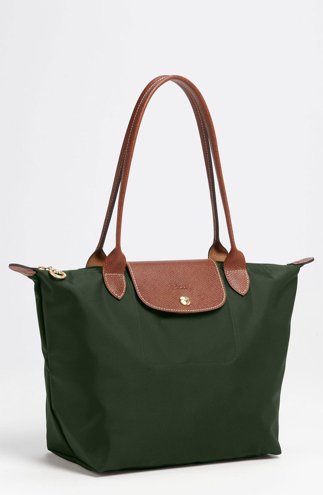 Main Image - Longchamp 'Le Pliage - Small Shopping Bag'