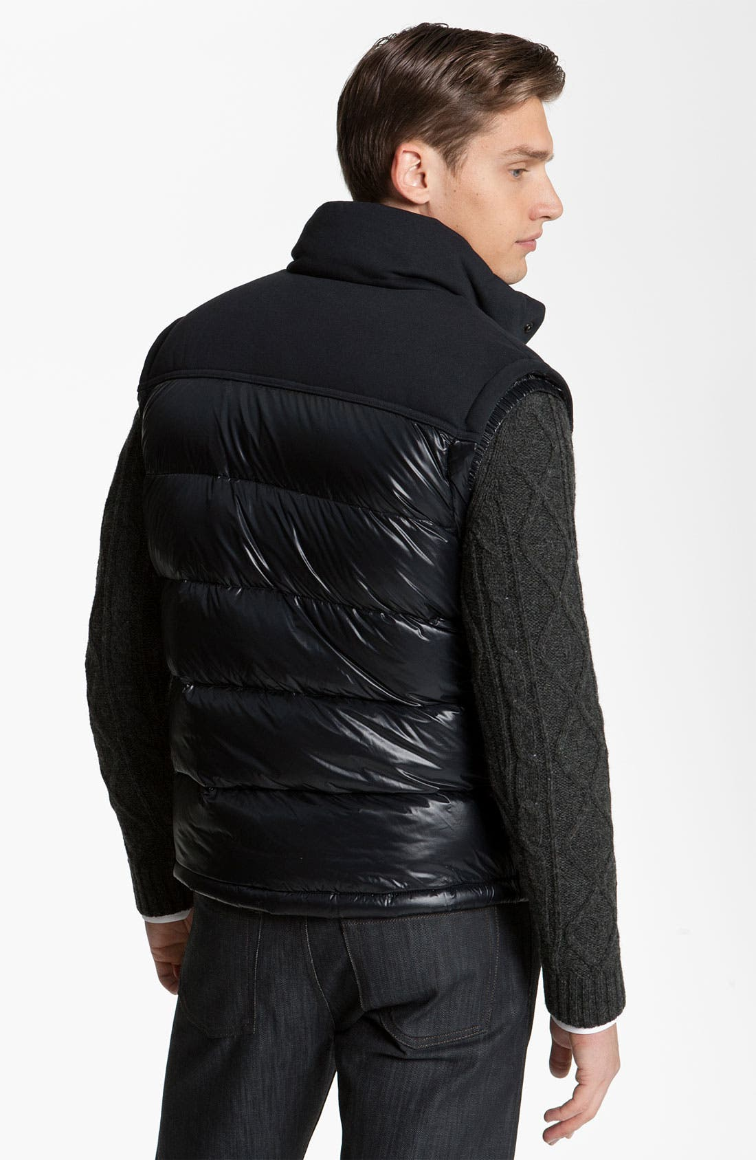 Alternate Image 2  - Moncler 'Adam' Quilted Down Vest
