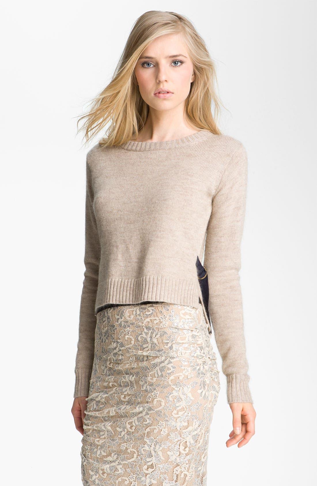 Main Image - Gryphon Mohair Blend Crewneck Sweater