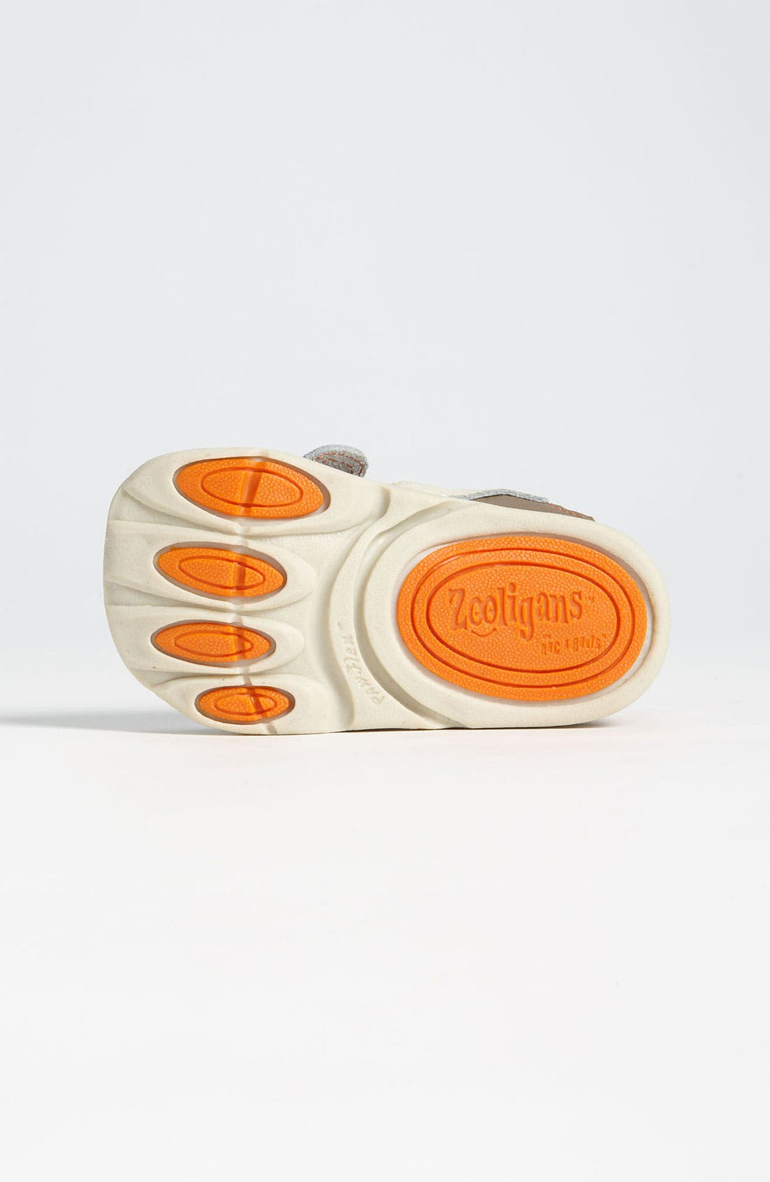Alternate Image 4  - Zooligans™ 'Monkey' Sport Sandal (Baby, Walker & Toddler)