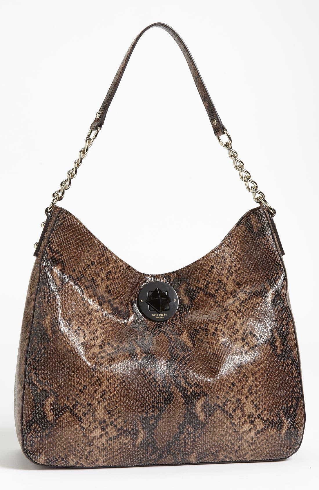 Alternate Image 1 Selected - kate spade new york 'south kensington - janica' shoulder bag