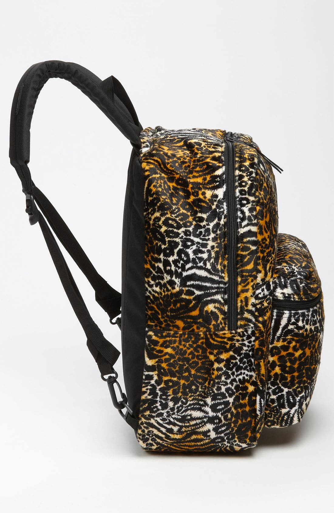 Alternate Image 4  - Jansport Animal Print Reversible Backpack