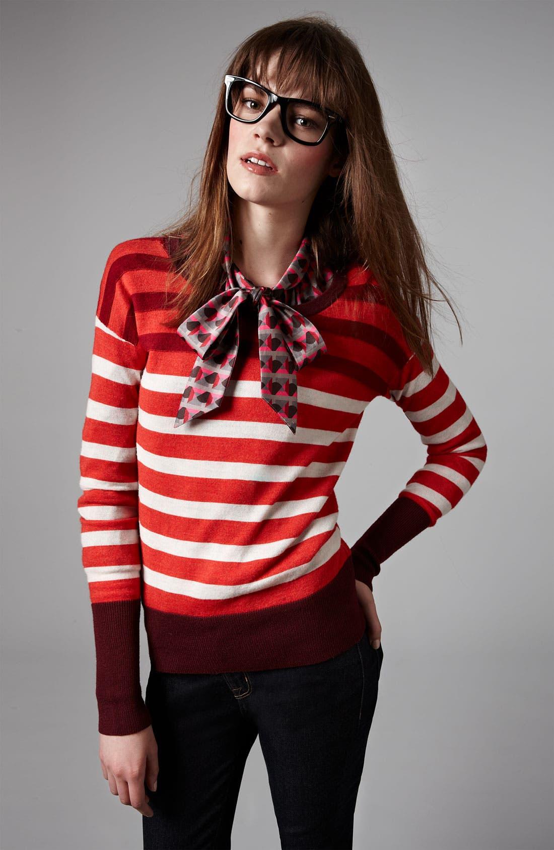 Alternate Image 5  - MARC BY MARC JACOBS 'Yasmin' Stripe Sweater