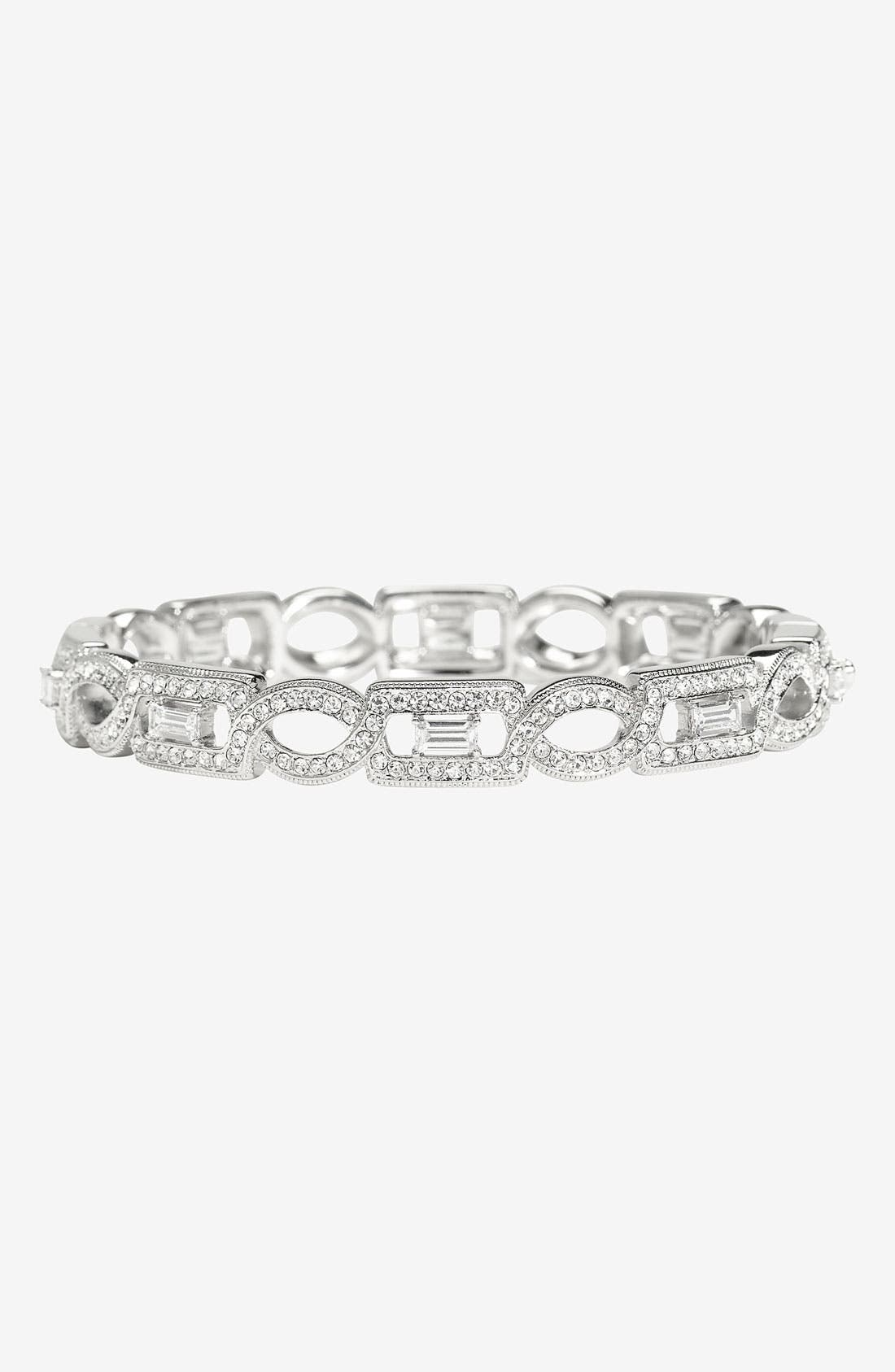 Alternate Image 1 Selected - Nadri Crystal Bangle (Nordstrom Exclusive)