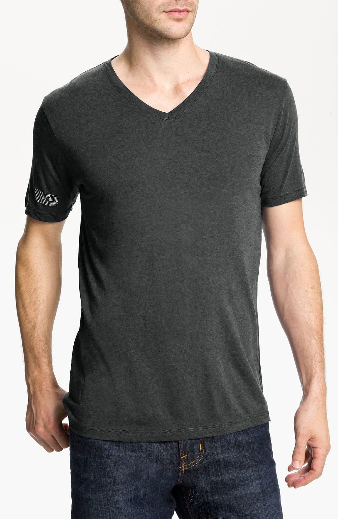 Alternate Image 1 Selected - Alex Maine V-Neck T-Shirt