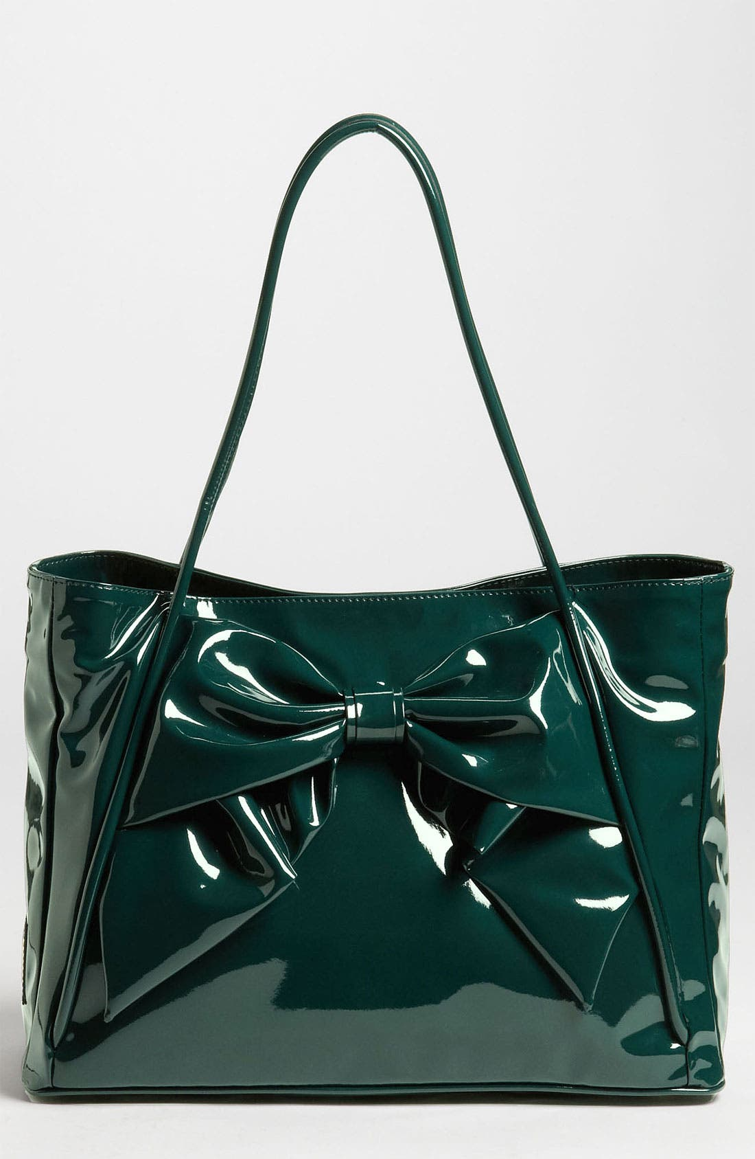 Alternate Image 1 Selected - Valentino 'Betty Lacca Bow' Tote