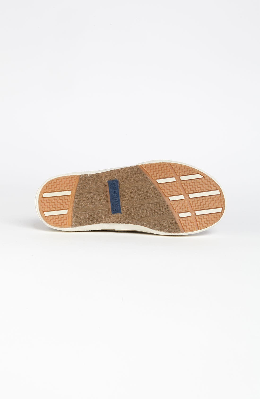Alternate Image 4  - Sperry Top-Sider® 'Halyard' Boat Shoe (Walker, Toddler, Little Kid & Big Kid)