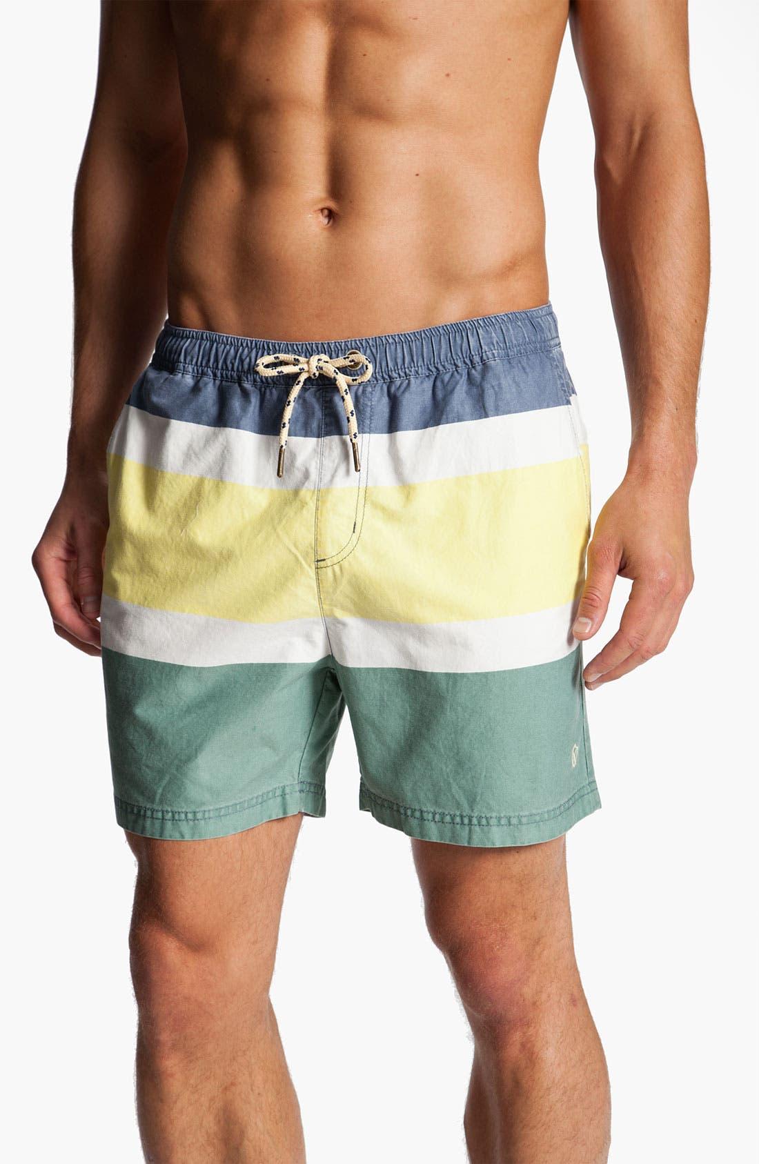 Alternate Image 1 Selected - Zanerobe 'Yamba' Board Shorts