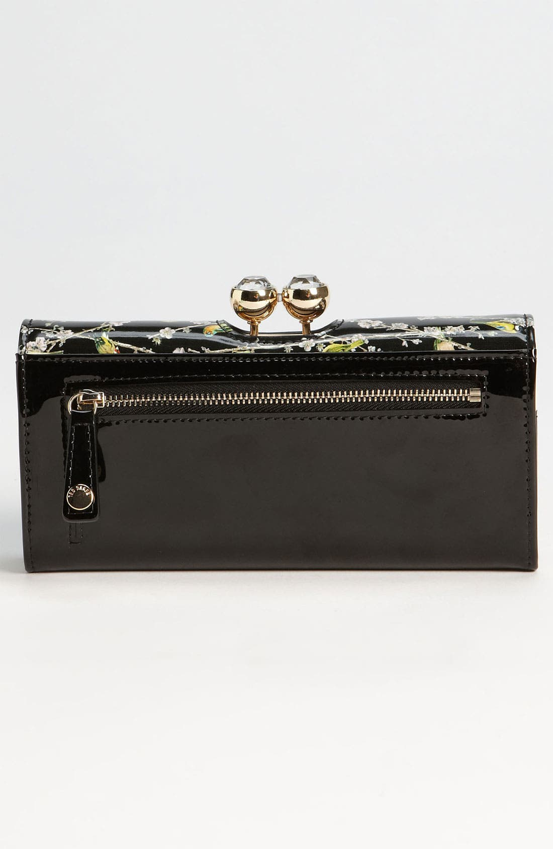 Alternate Image 4  - Ted Baker London 'Birdie Branch' Matinee Wallet