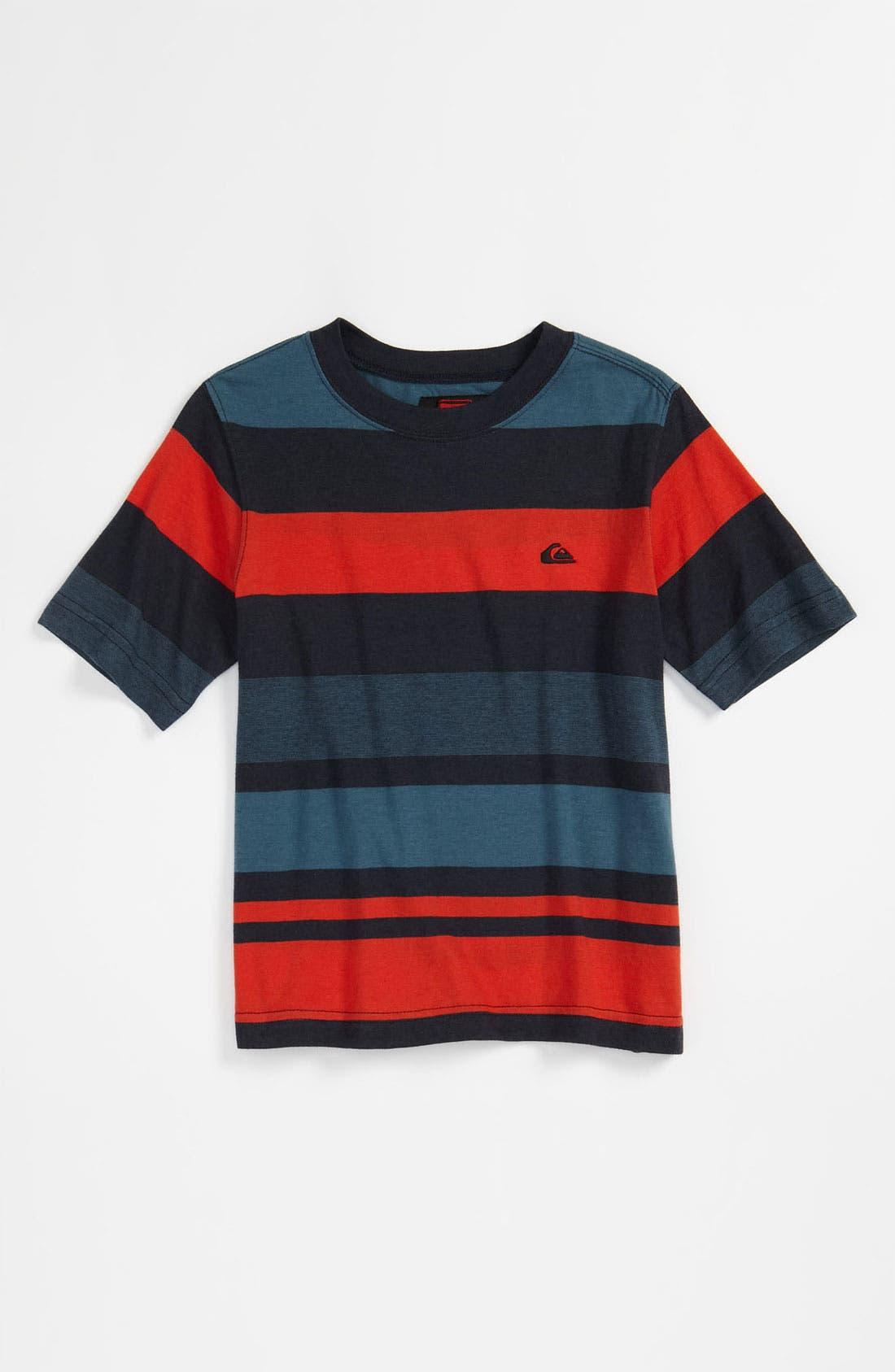 Main Image - Quiksilver 'Reasoner' T-Shirt (Little Boys)