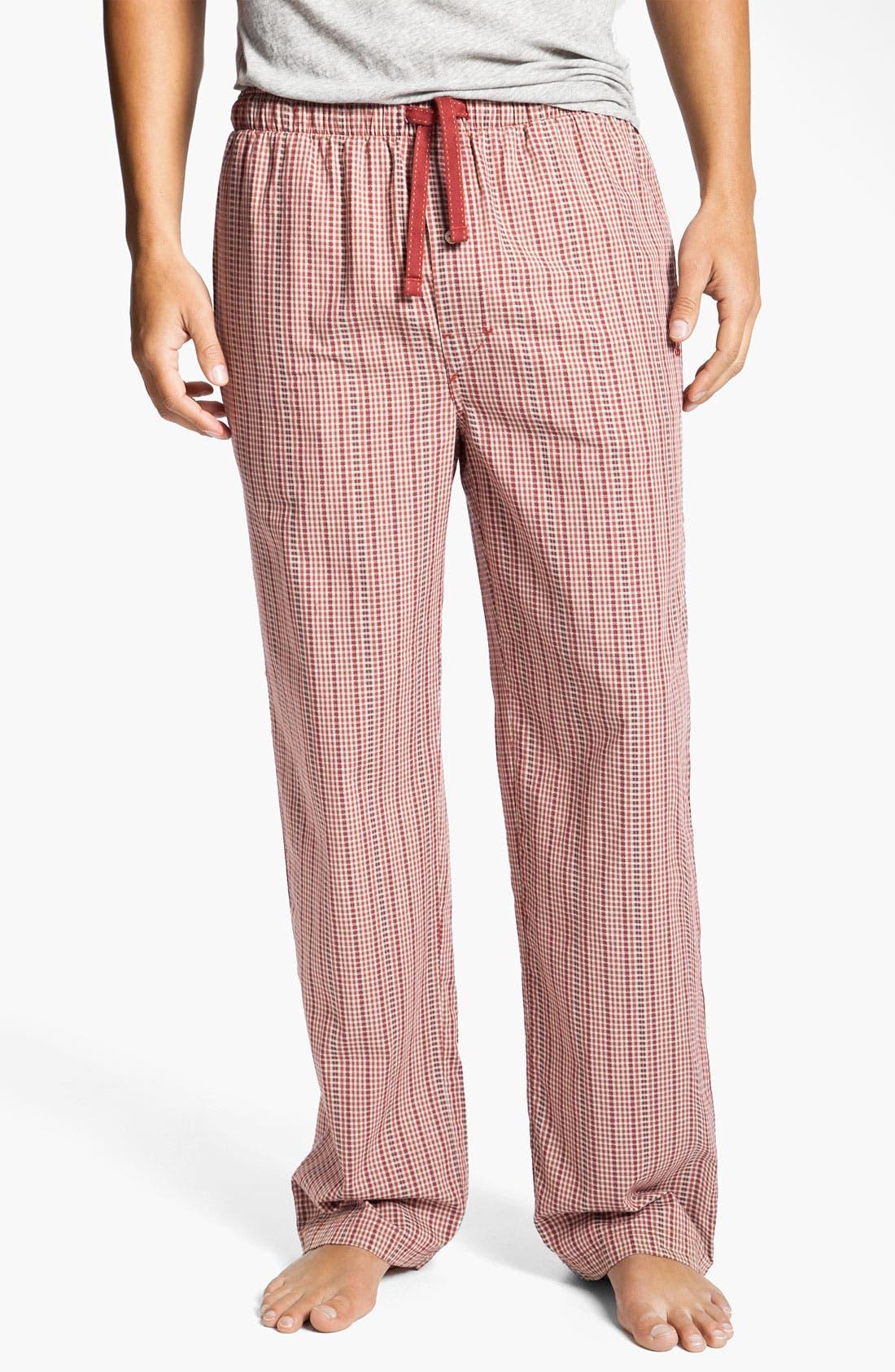 Alternate Image 1 Selected - Tommy Bahama Stripe Lounge Pants