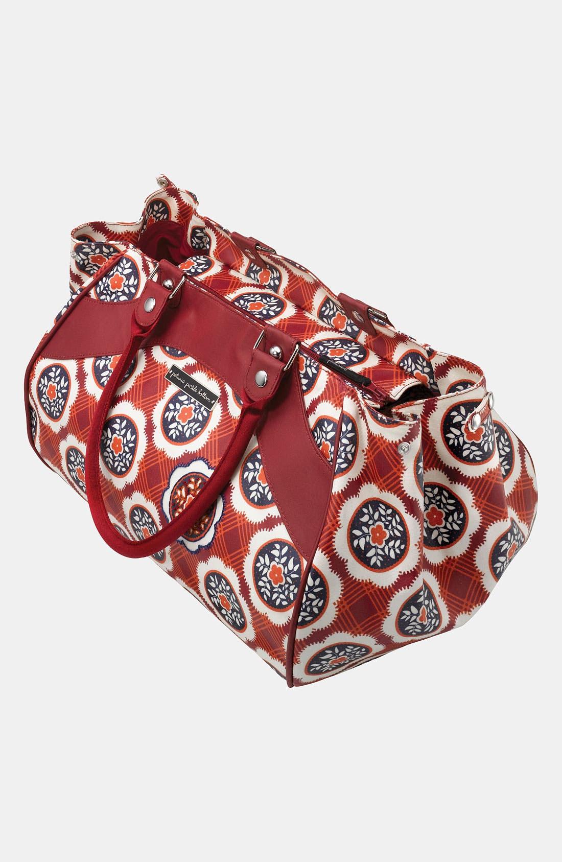 Alternate Image 2  - Petunia Pickle Bottom 'Glazed Weekend' Diaper Bag