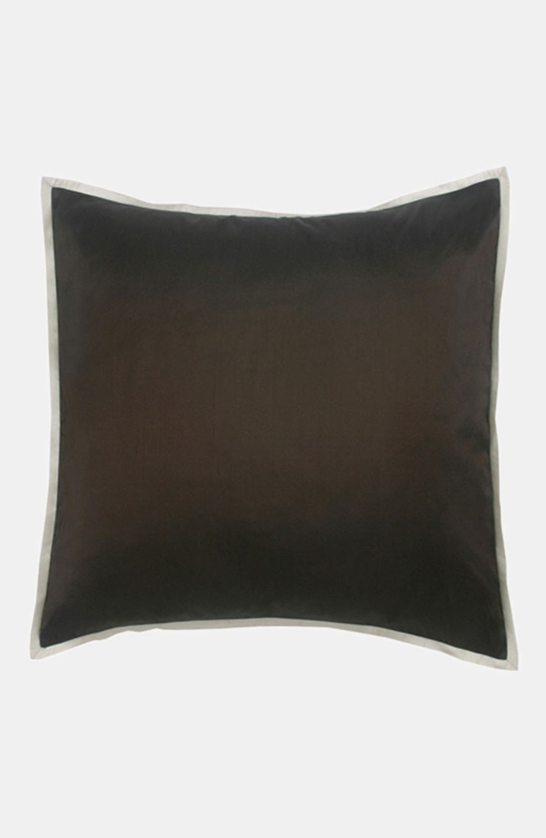 Alternate Image 1 Selected - Blissliving Home 'Lucca Cocoa' Euro Pillow (Online Only)