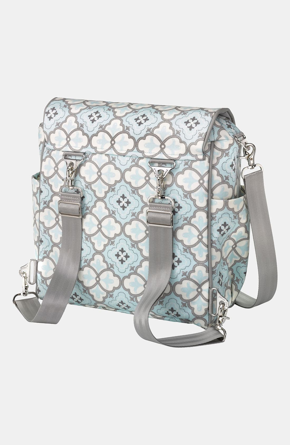 Alternate Image 2  - Petunia Pickle Bottom 'Boxy Glazed' Backpack Diaper Bag