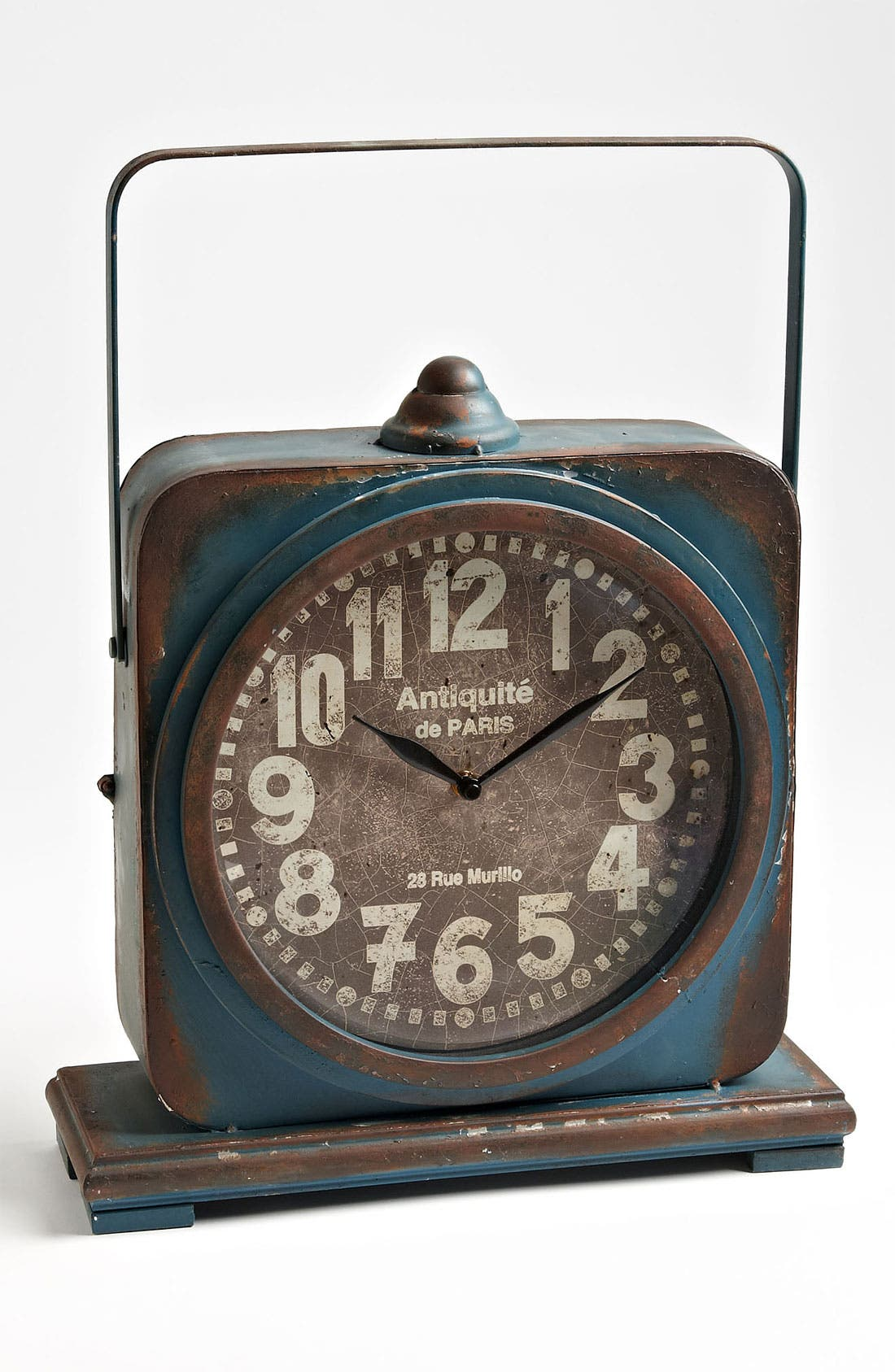 Alternate Image 1 Selected - Foreside Iron Clock