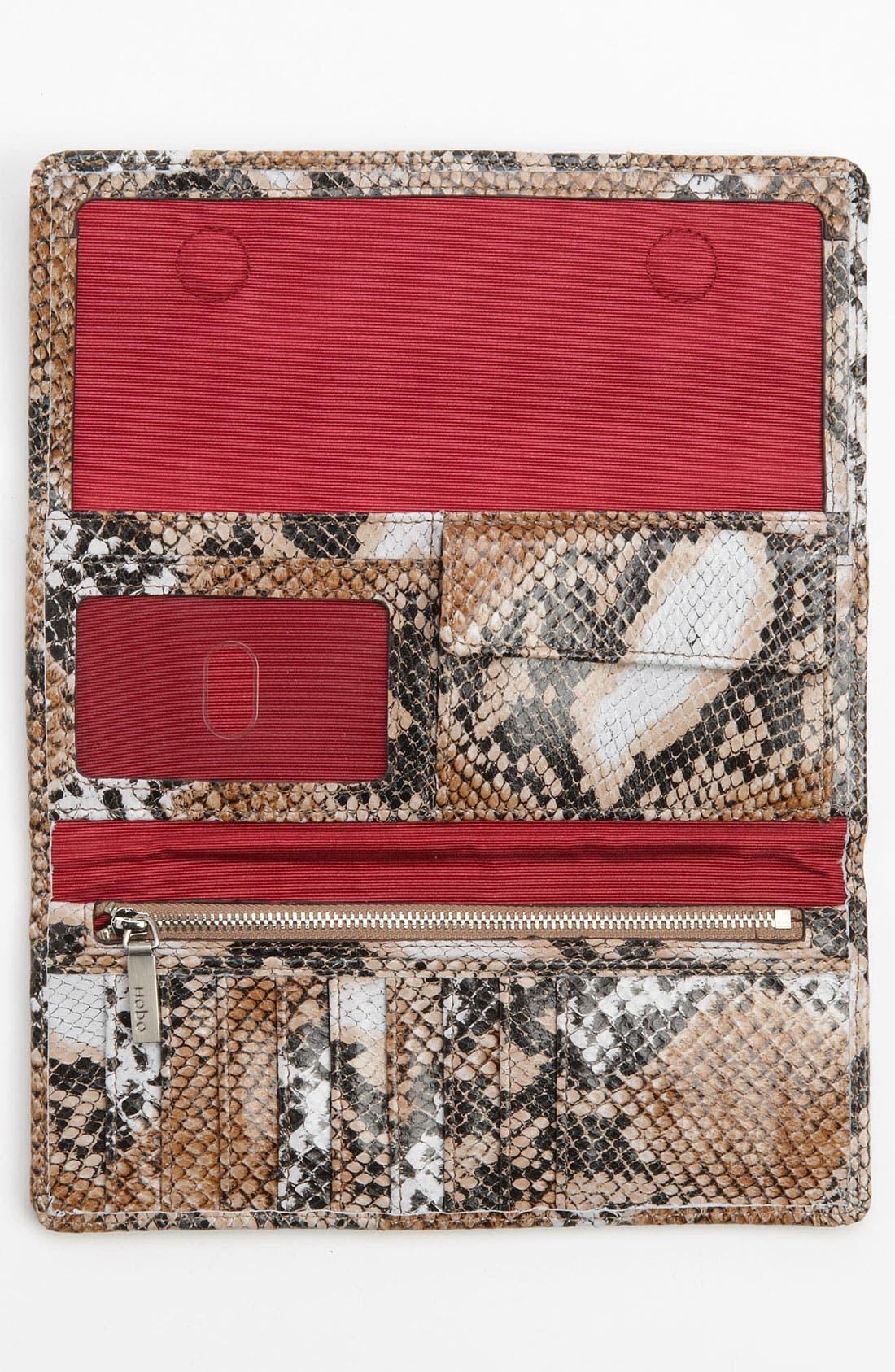 Alternate Image 3  - Hobo 'Tegan - Vintage' Flap Wallet