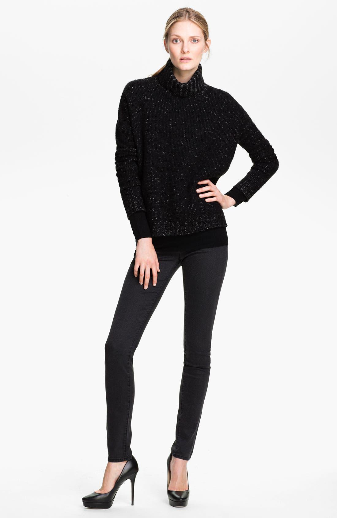 Alternate Image 1 Selected - Vince Turtleneck Sweater