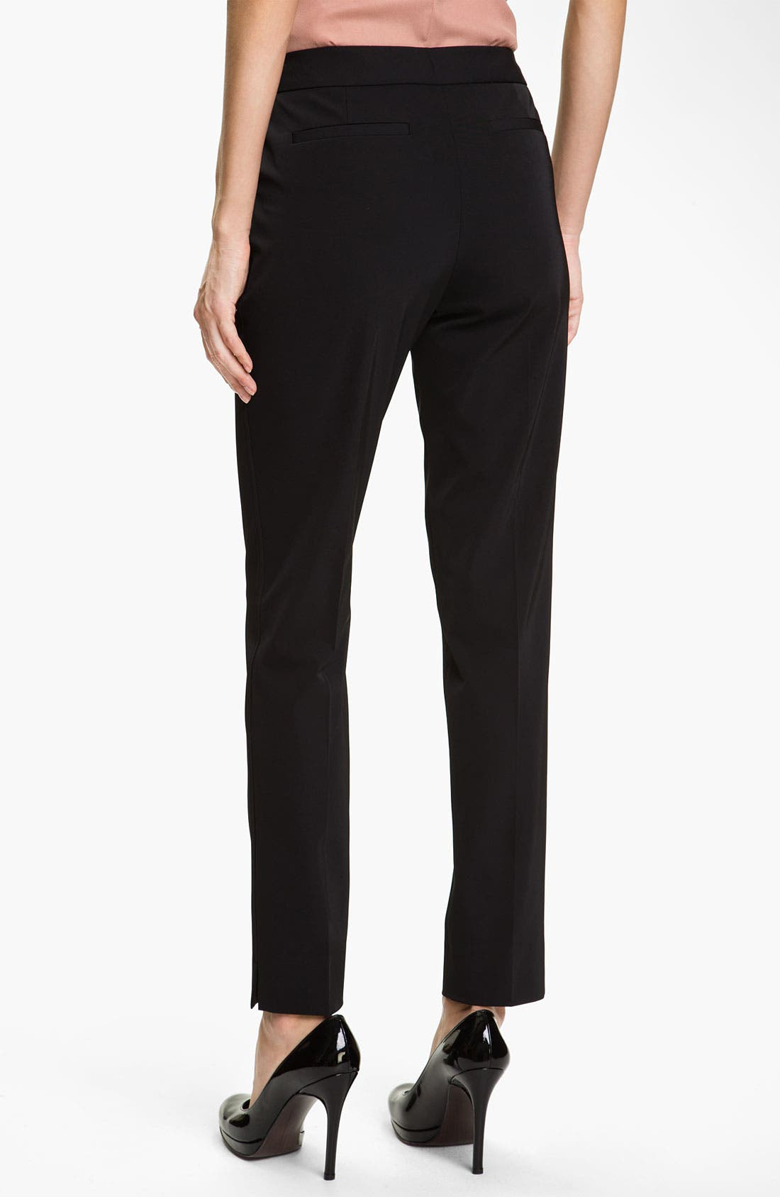 Alternate Image 2  - Ted Baker London Techno Stretch Trousers