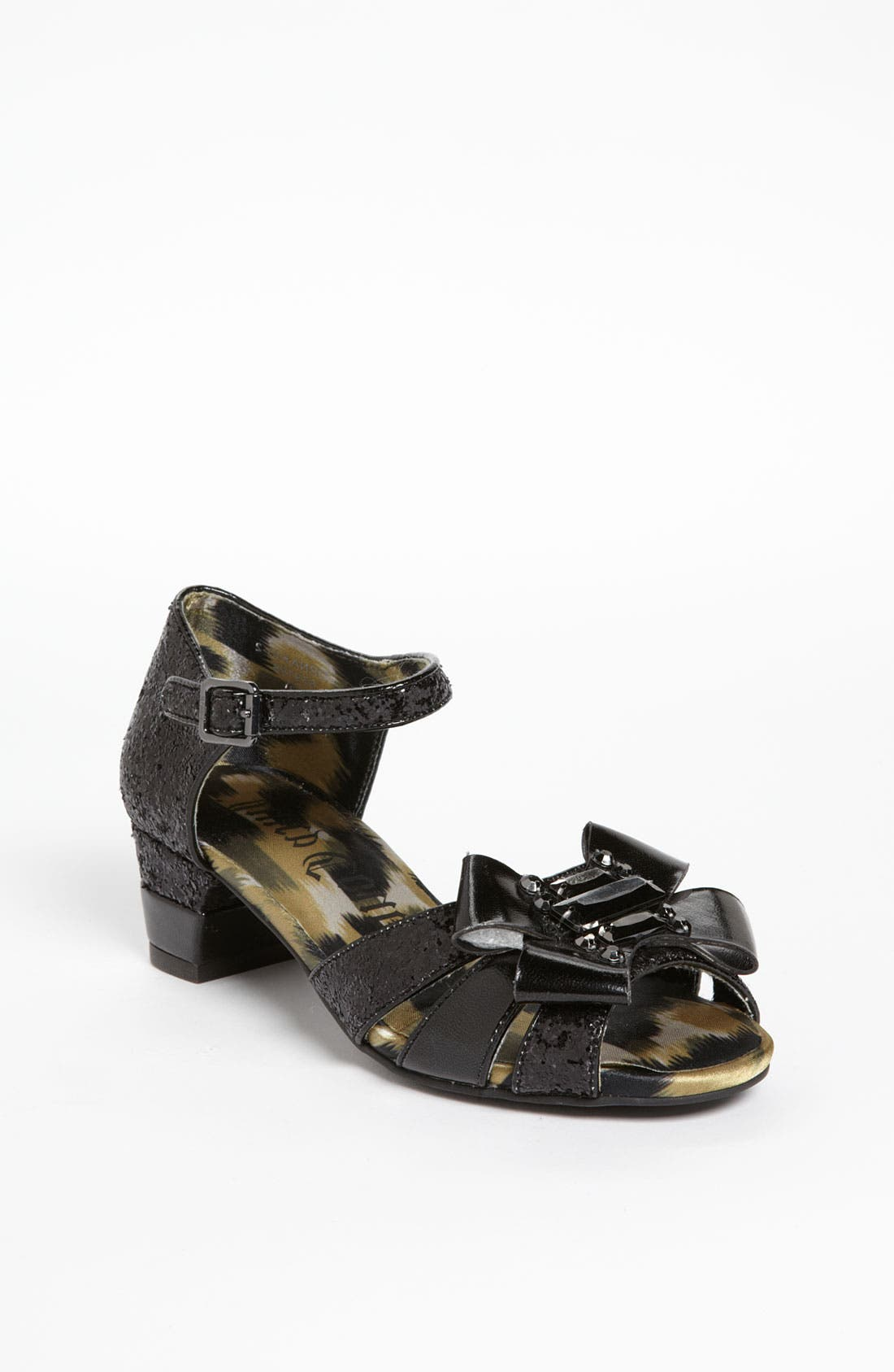 Alternate Image 1 Selected - Juicy Couture 'Lorna' Sandal (Toddler, Little Kid & Big Kid)
