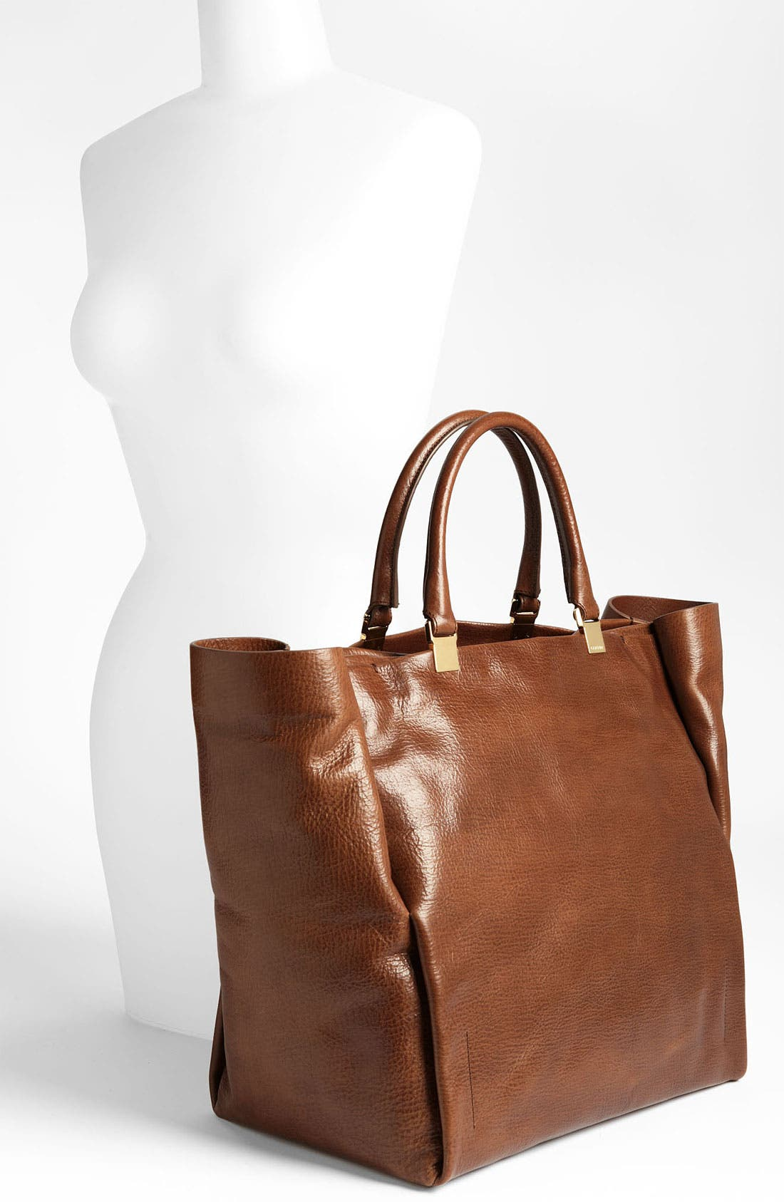 Alternate Image 2  - Lanvin 'Moon River' Leather Tote