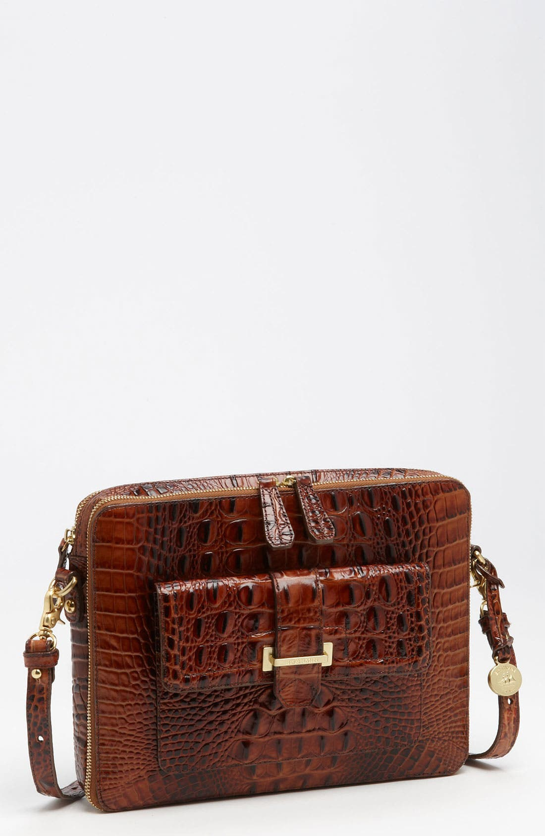 Main Image - Brahmin 'Theo - Melbourne' iPad Crossbody Bag