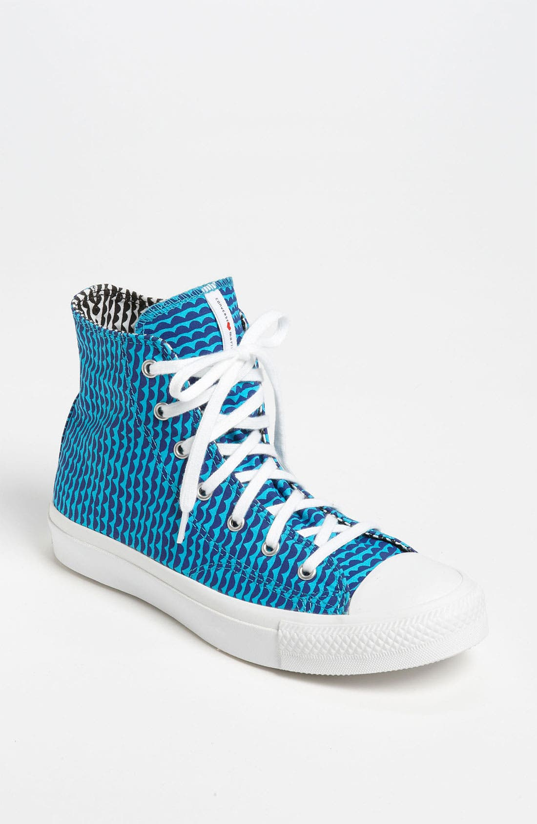 Alternate Image 1 Selected - Converse Chuck Taylor® All Star® 'Marimekko' High Top Sneaker (Women)