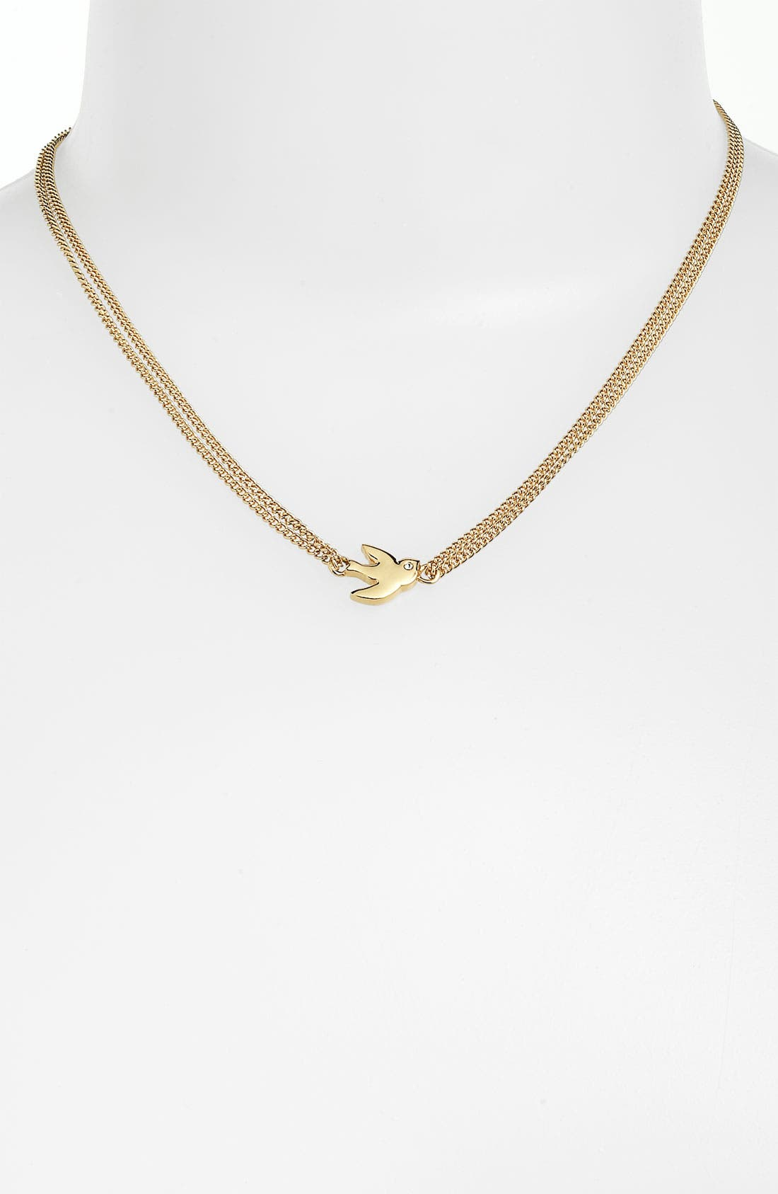 Alternate Image 1 Selected - MARC BY MARC JACOBS 'Oiseau d'Amour' Pendant Necklace