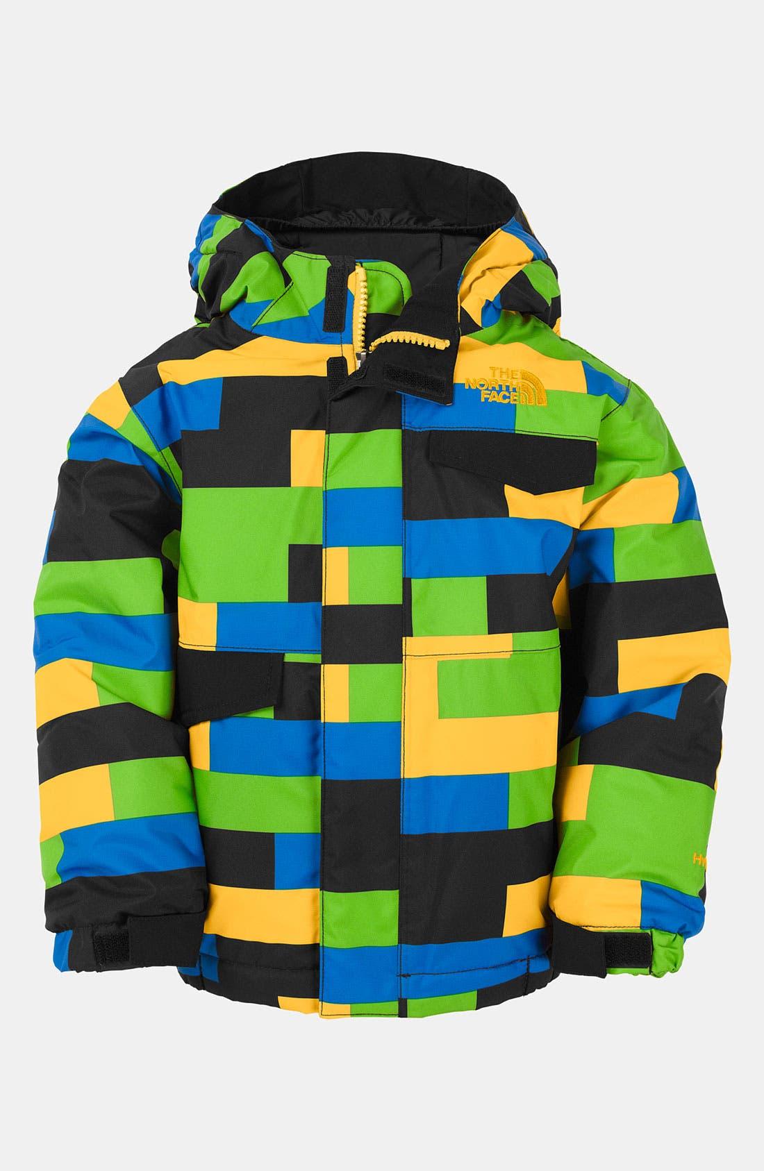Main Image - The North Face 'Blaeke' Hooded Waterproof Jacket (Toddler)