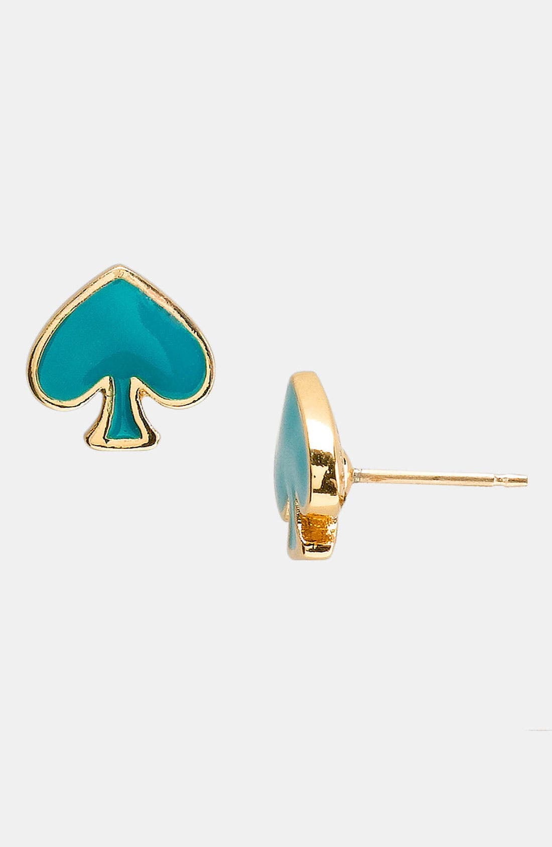 Main Image - kate spade new york 'spade to spade' mini stud earrings