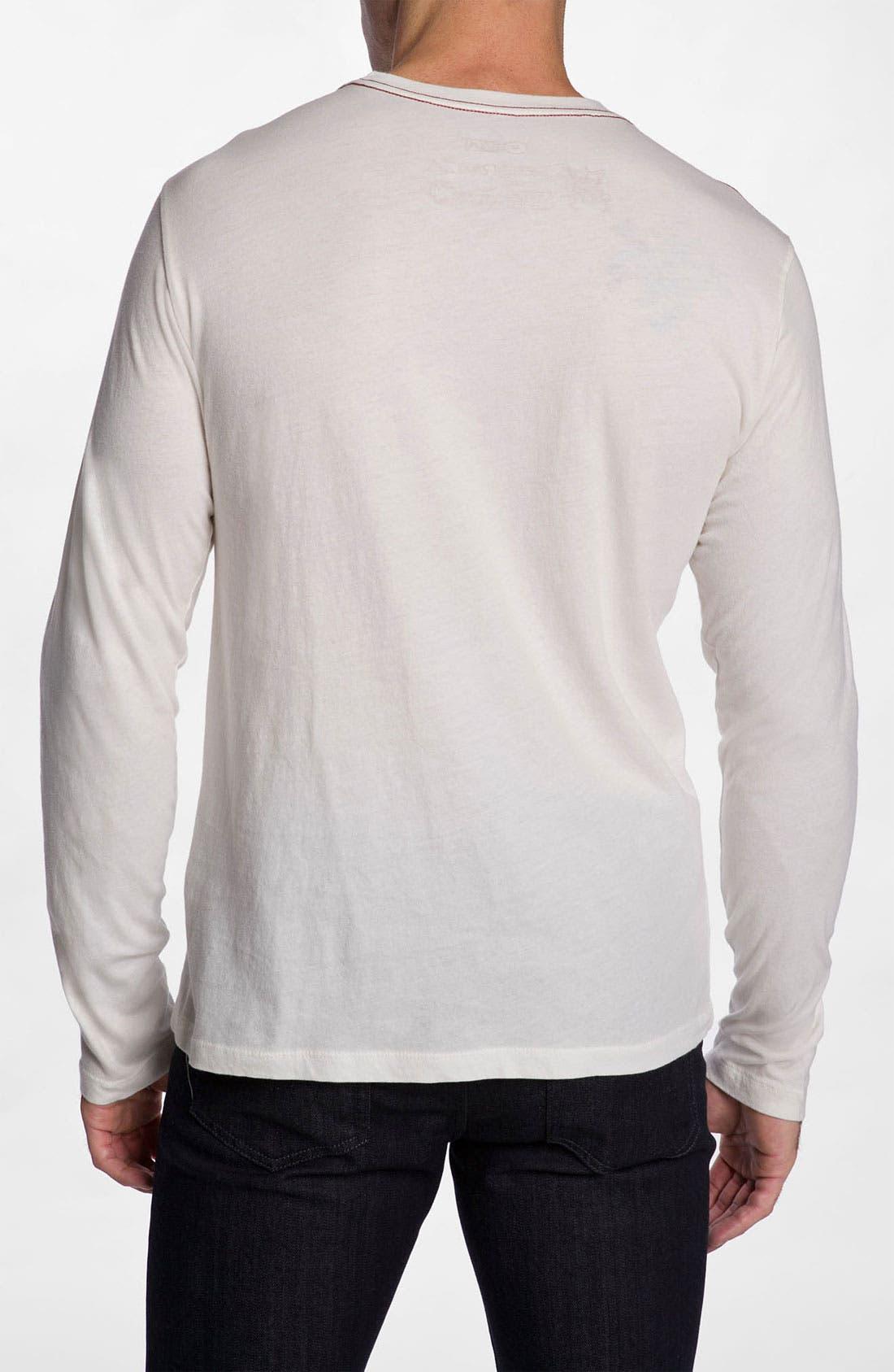 Alternate Image 2  - RVCA 'Branch Box' Graphic Crewneck T-Shirt
