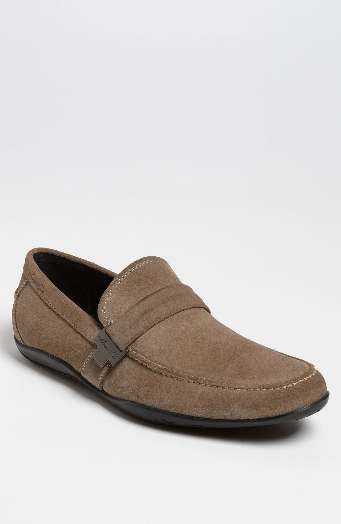 Alternate Image 1 Selected - Kenneth Cole New York 'Homeword Bound' Suede Loafer