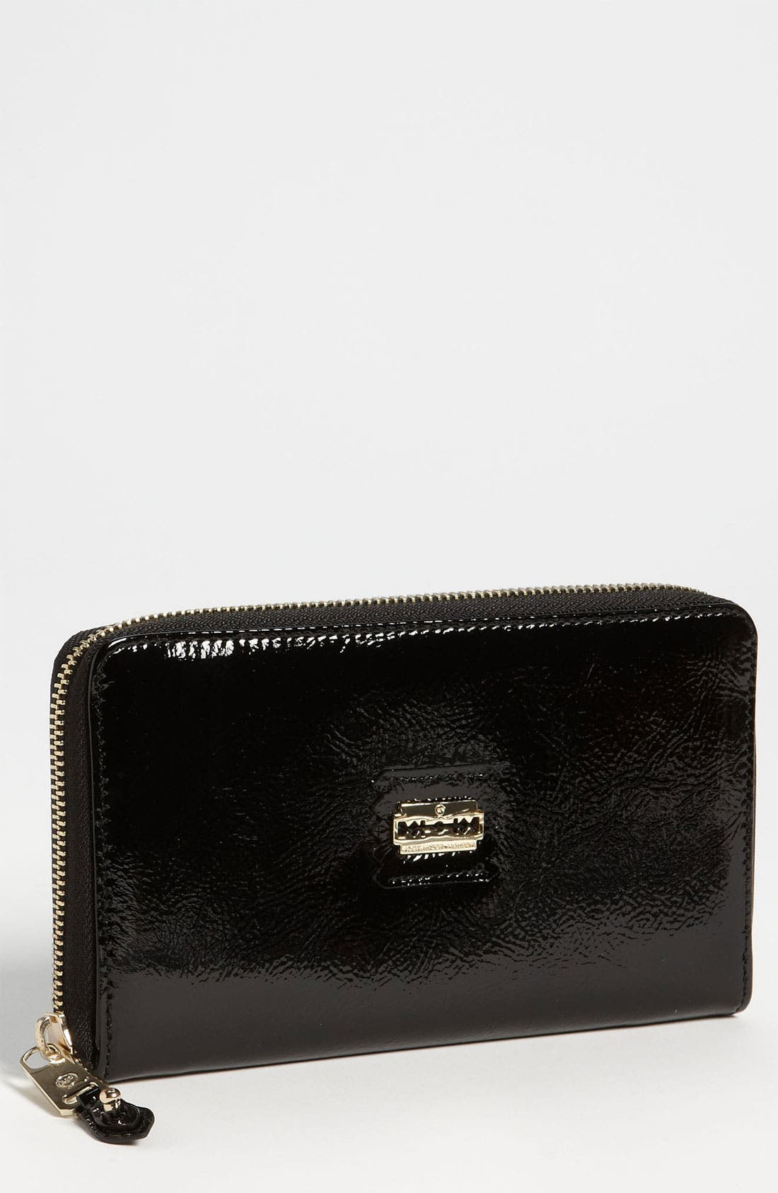 Main Image - McQ by Alexander McQueen 'East West' Zip Around Wallet