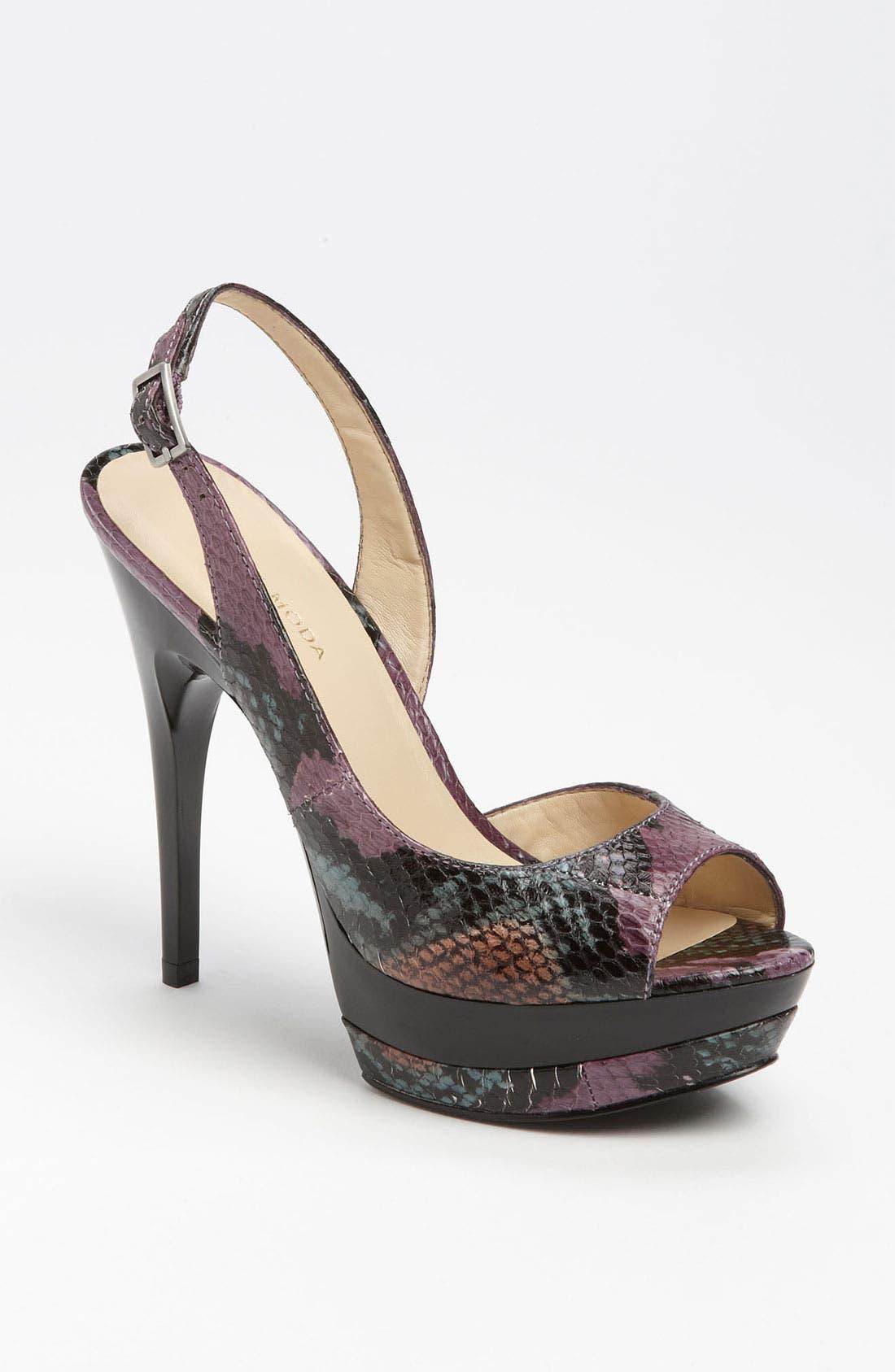 Alternate Image 1 Selected - Pelle Moda 'Glinda' Sandal