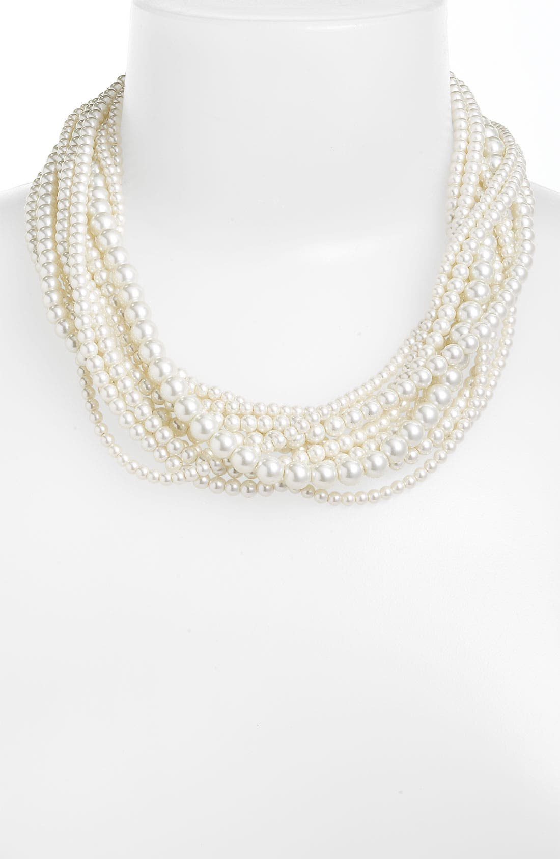 Main Image - Givenchy Faux Pearl Multistrand Necklace