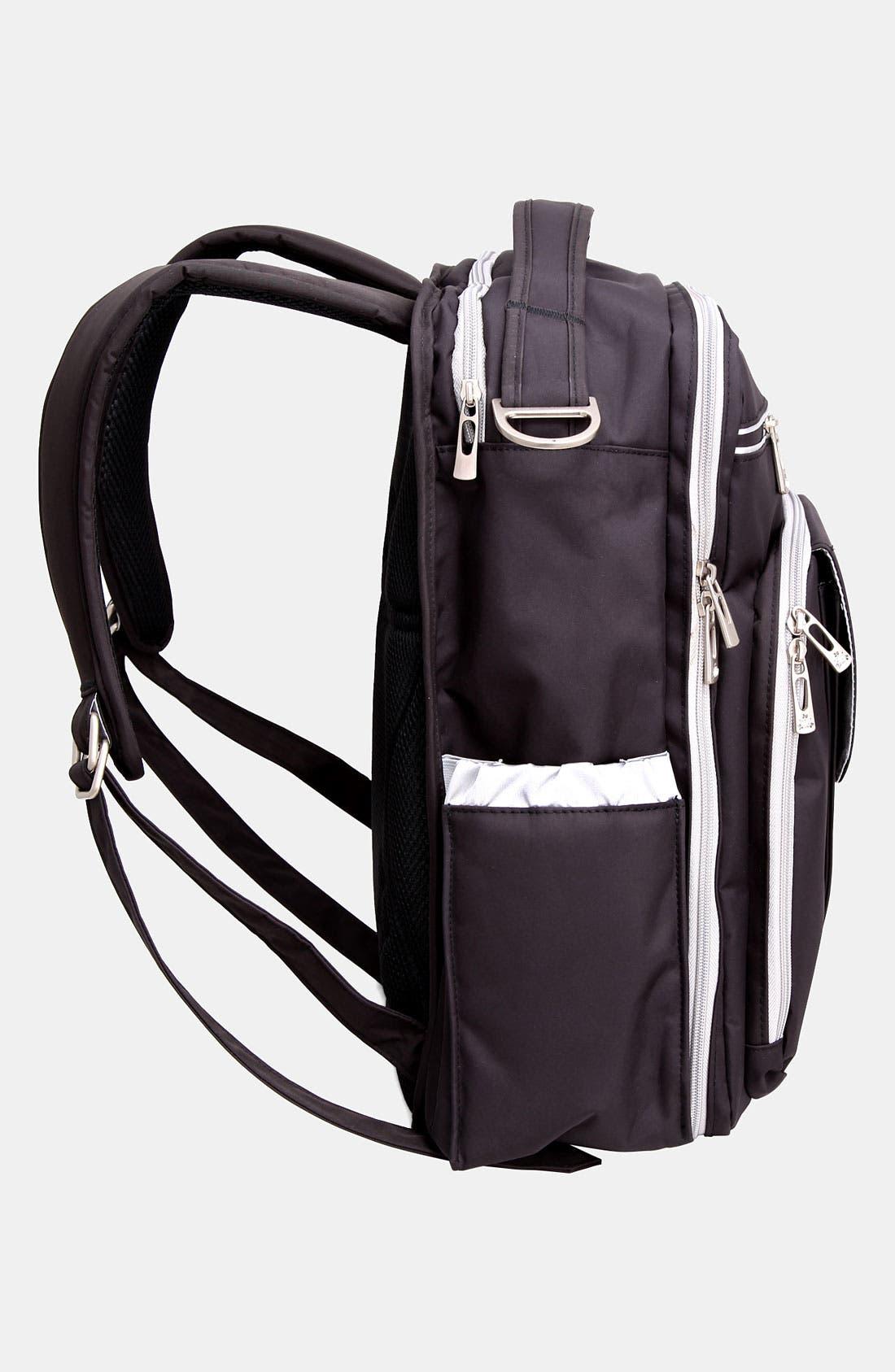 Alternate Image 2  - Ju-Ju-Be 'Be Right Back' Diaper Backpack
