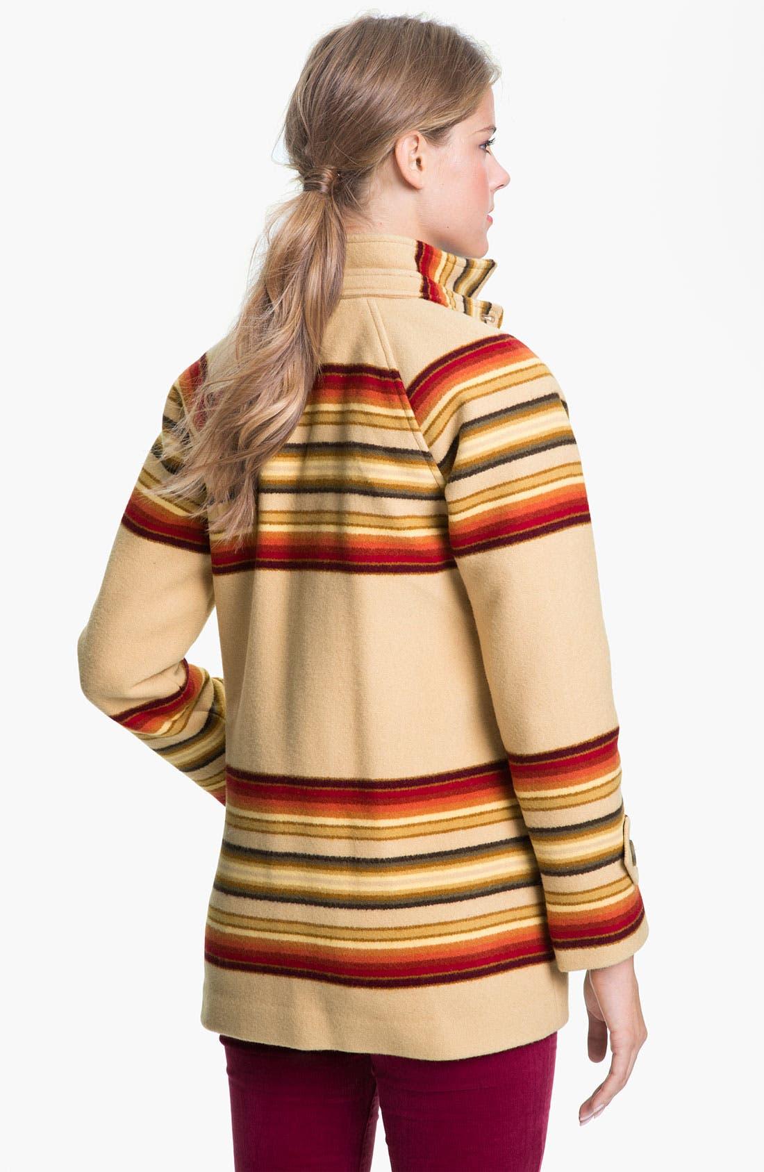 Alternate Image 2  - Pendleton 'Toboggan' Coat (Online Exclusive)