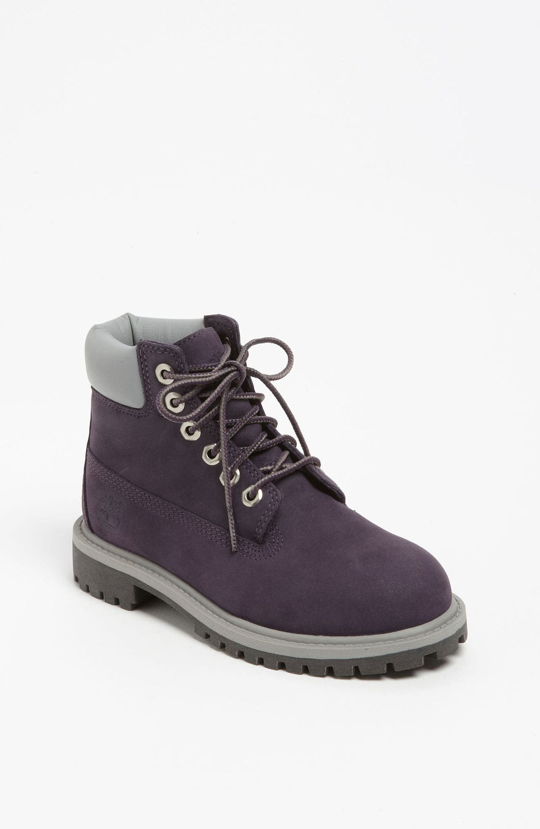 Alternate Image 1 Selected - Timberland '6 Inch' Classic Boot (Toddler, Little Kid & Big Kid)