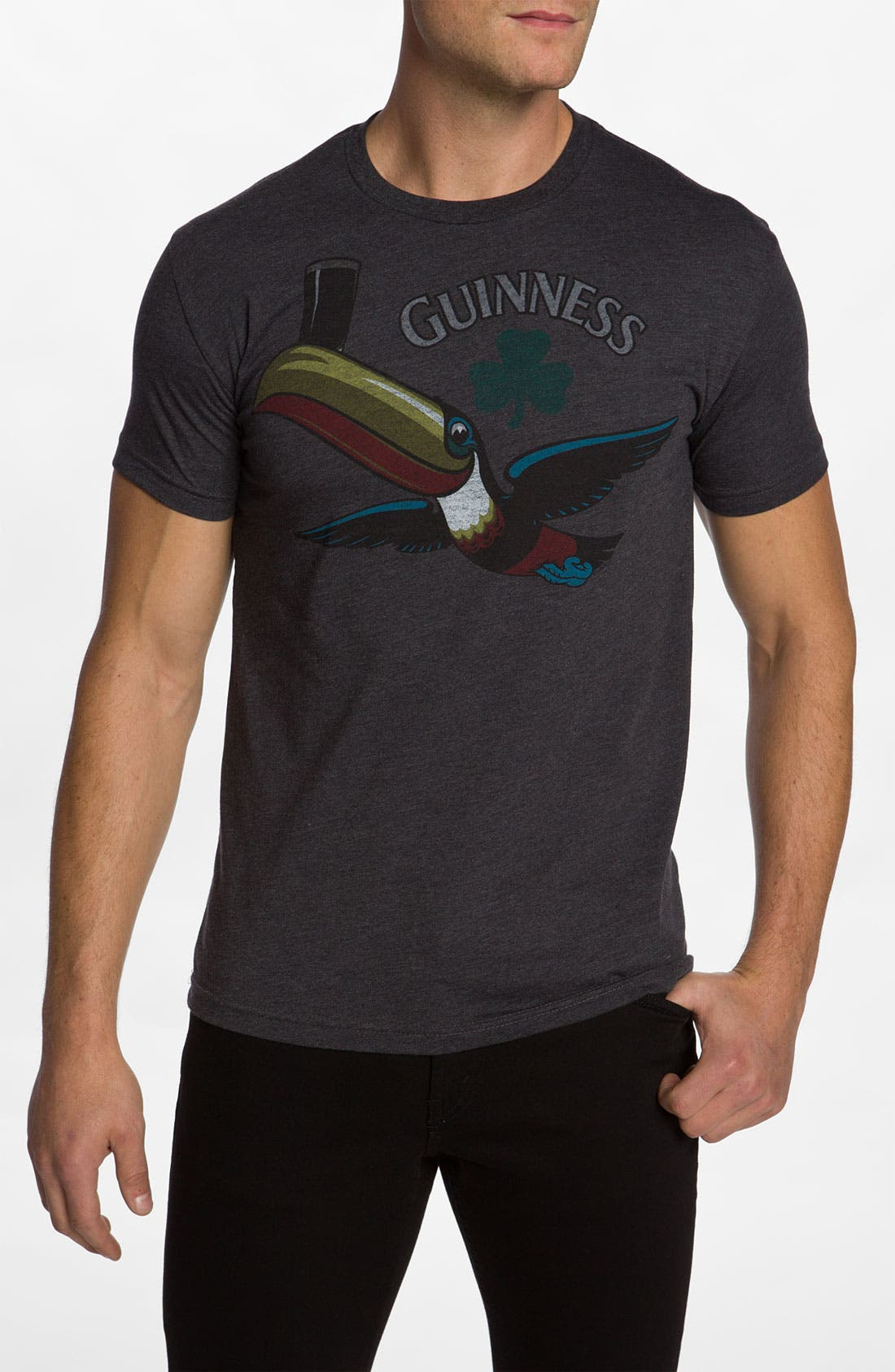 Alternate Image 1 Selected - Free Authority 'Guinness' T-Shirt