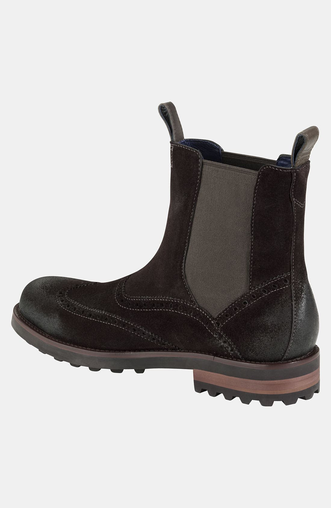 Alternate Image 2  - Cole Haan 'Air Grayson' Wingtip Chelsea Boot