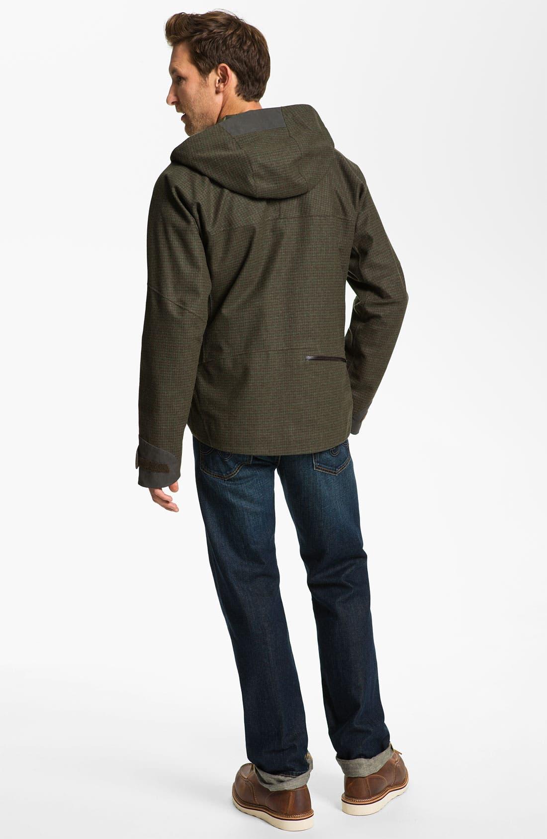 Alternate Image 5  - Brooks Brothers Wool Crewneck Sweater