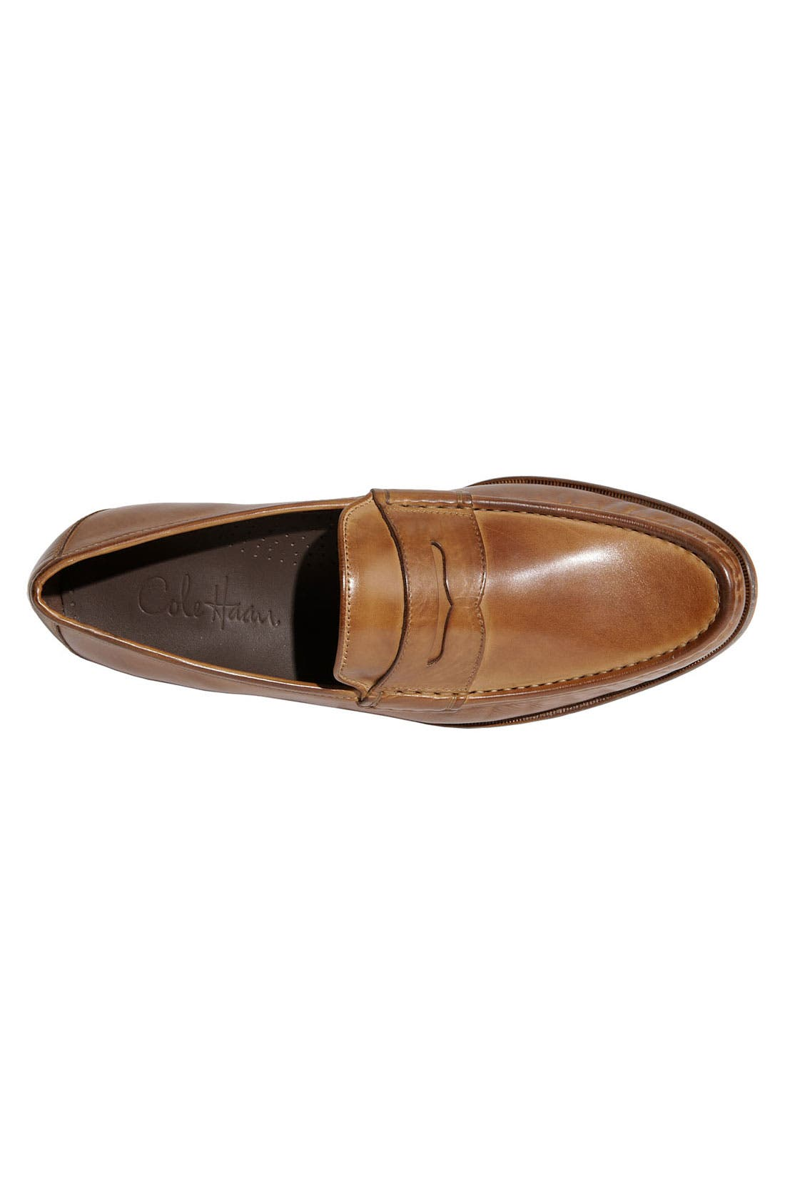 Alternate Image 3  - Cole Haan 'Air Aiden' Penny Loafer