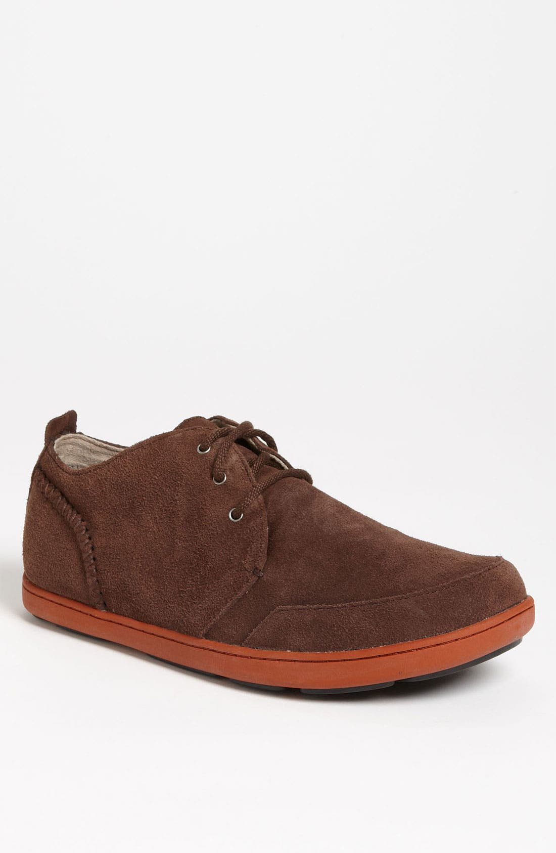 Alternate Image 1 Selected - OluKai 'Maki' Suede Sneaker
