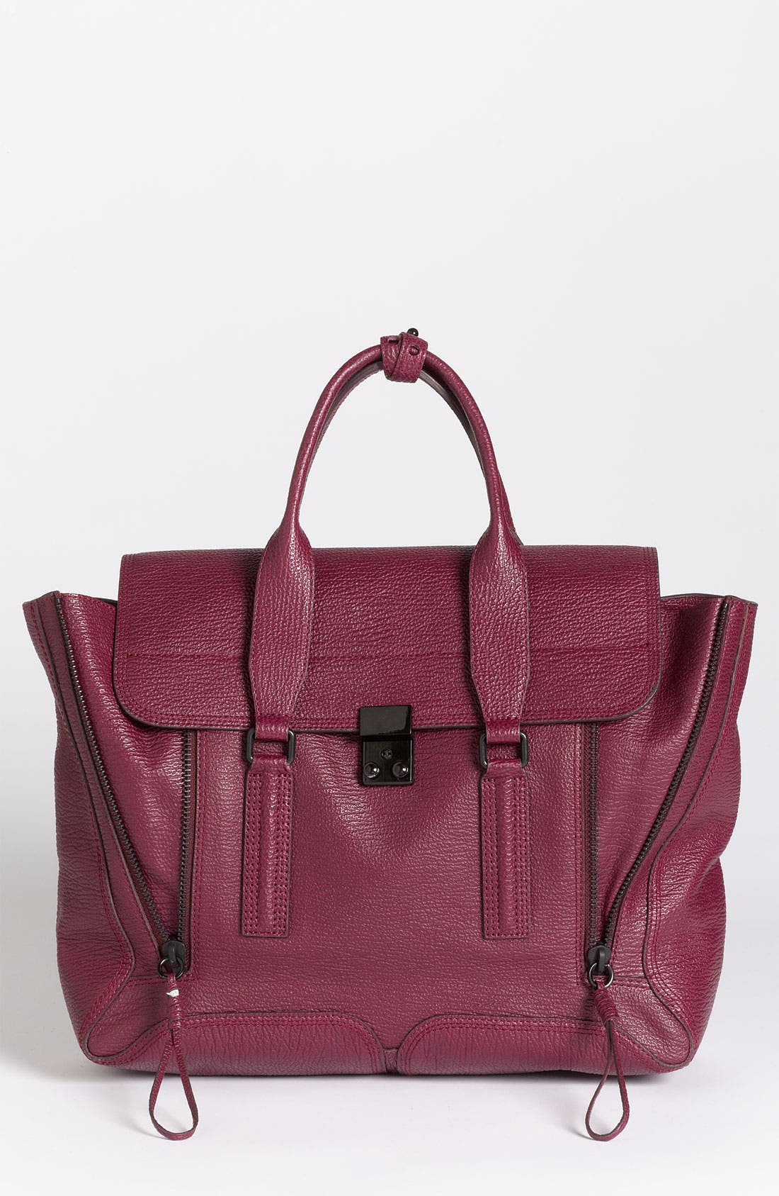 Alternate Image 1 Selected - 3.1 Phillip Lim 'Pashli' Leather Satchel