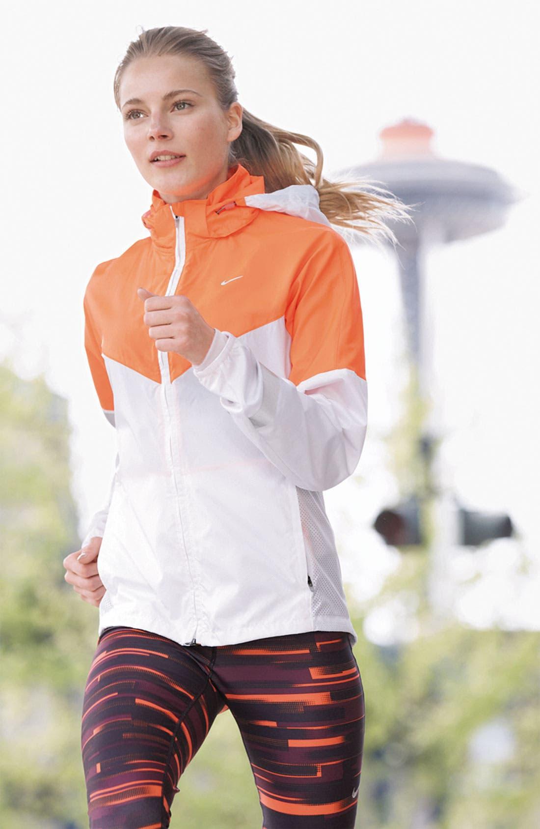 Main Image - Nike Jacket & Capris
