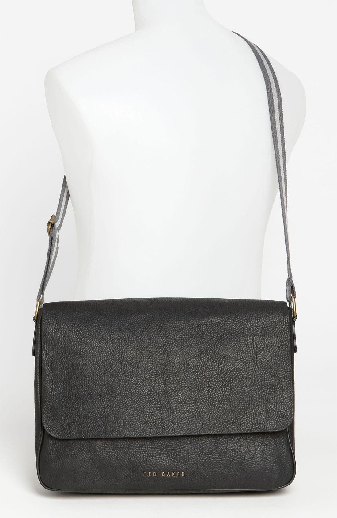 Alternate Image 4  - Ted Baker London 'Statik' Messenger Bag
