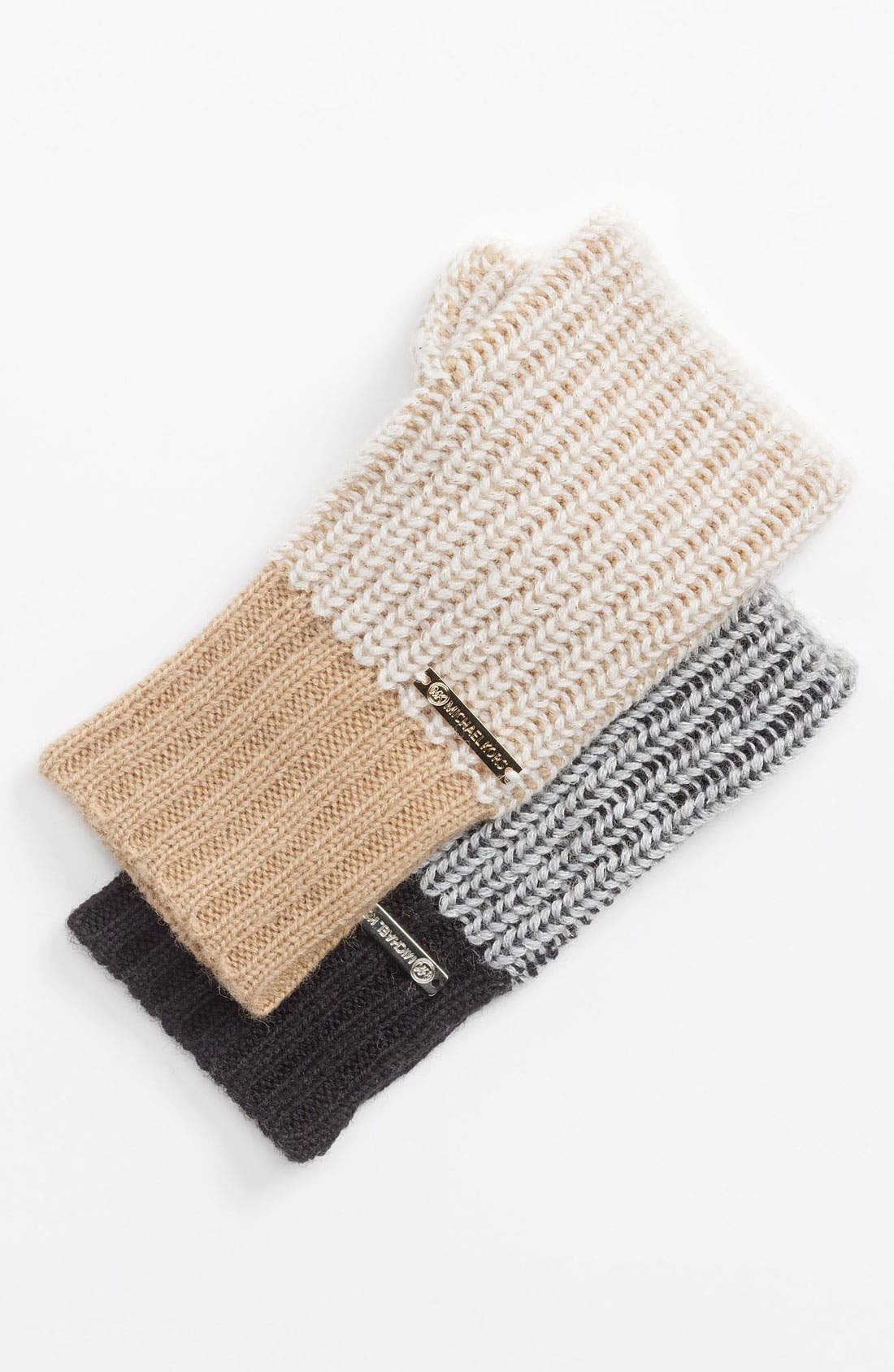 Alternate Image 1 Selected - MICHAEL Michael Kors Fingerless Gloves
